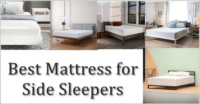 Best Mattress For Side Sleepers 2019 Reviews Guide 10 Unbiased