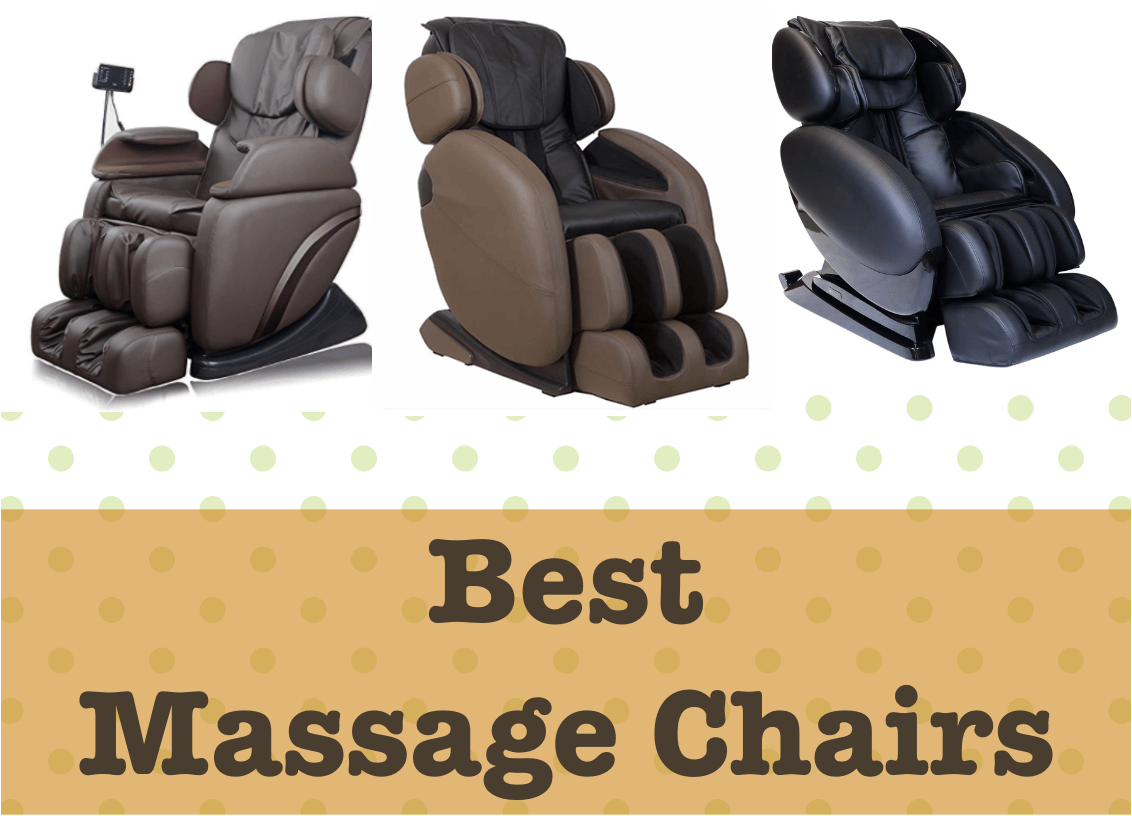 Best Massage Chairs Reviews 2020 Buyer S Guide Pros Cons