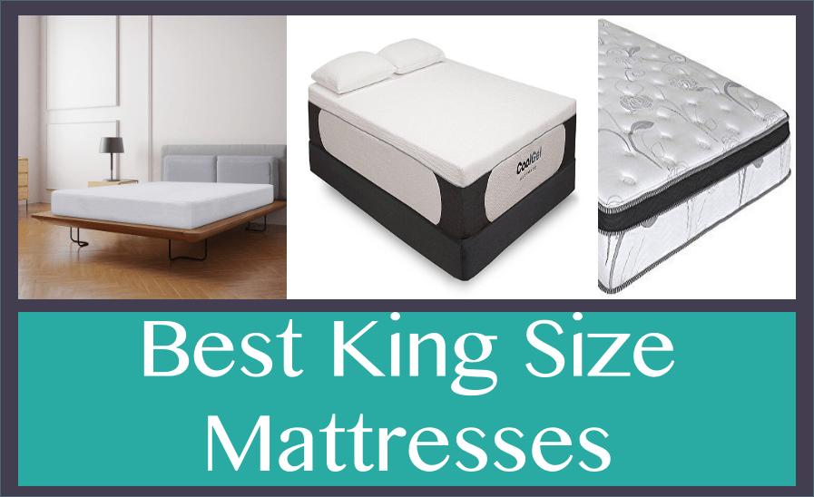 Best King Size Mattresses Top 10 Picks