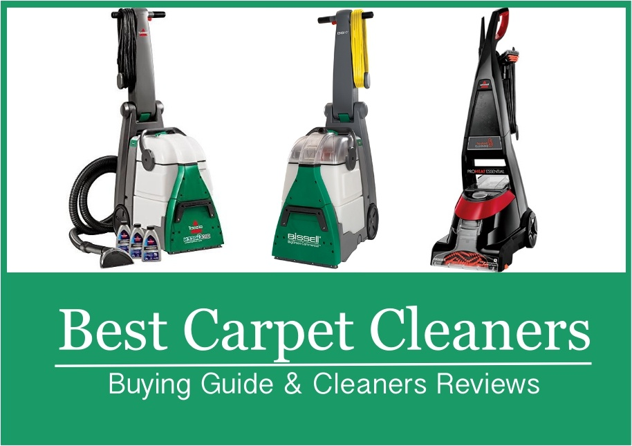 Best Carpet Cleaners 2020 Reviews Buyer S Guide 10 Unbiased