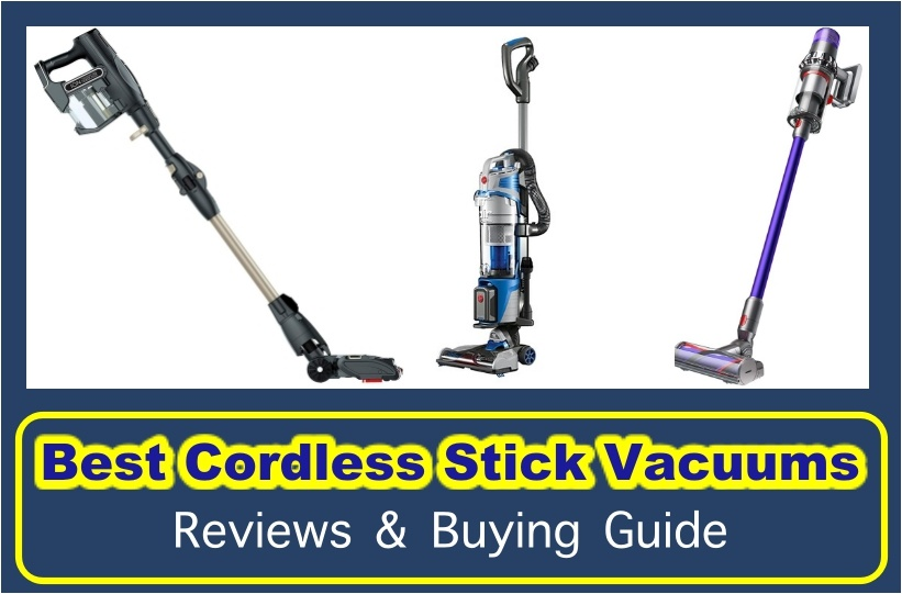 Best Cordless Vacuums Reviews & Guide | 10 Unbiased